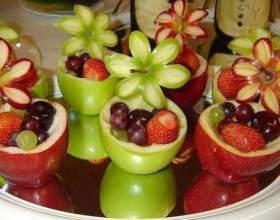 Як прикрасити фрукти? фото