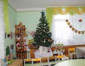 Як прикрасити групу дитячого саду? фото