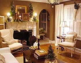 Як прикрасити кімнату на новий рік? фото