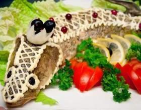 Як прикрасити рибу? фото