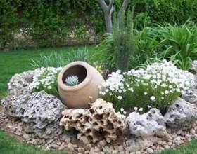 Як прикрасити сад? фото