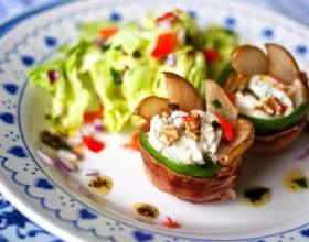 Як прикрасити салати? фото