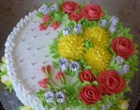 Як прикрасити торт? фото