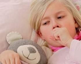 Як заспокоїти кашель у дитини? фото