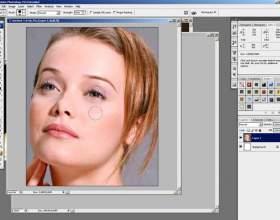 Як у фотошопі зробити ідеальну шкіру? фото