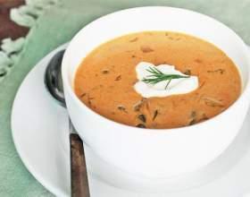 Як варити грибний суп? фото