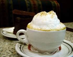 Як варити каву з пінкою? фото