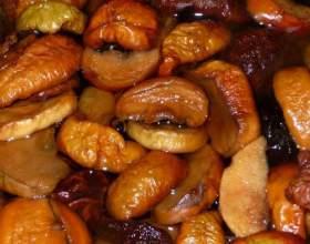 Як варити компот з сухофруктів? фото