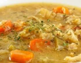 Як варити рисовий суп? фото