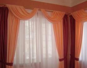 Як вішати штори? фото