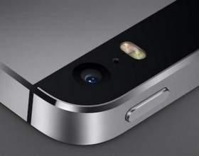 Як включити айфон 5s? фото