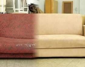 Як відновити старі меблі? фото