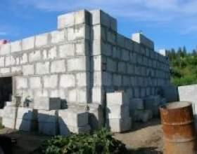 Як вибрати блоки для будівництва стін фото