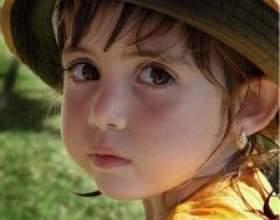 Як вибрати дитячі сережки із золота фото