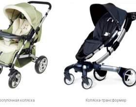 Як вибрати дитячу коляску фото