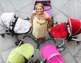 Як вибрати дитячу коляску? фото