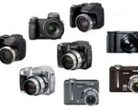 Як вибрати фотоапарат фото