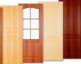 Як вибрати міжкімнатні двері для дому фото