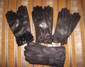 Як вибрати рукавички? фото