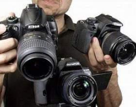 Як вибрати сімейний фотоапарат фото