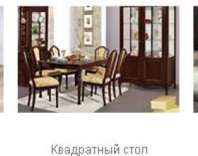 """Як вибрати стіл для вітальні С""""РѕС'Рѕ"""