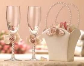 Як вибрати весільні аксесуари фото