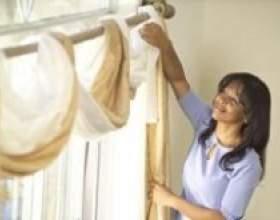 Як вибрати фіранки і штори для квартири фото