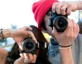 Як вибрати дзеркальний фотоапарат? фото