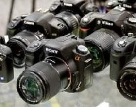 Як вибрати дзеркальний фотоапарат фото