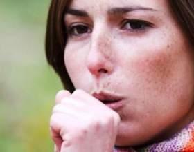 Як вилікувати сухий кашель? фото