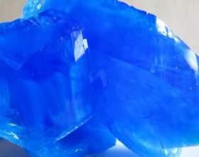 Як виростити кристал із купоросу? фото