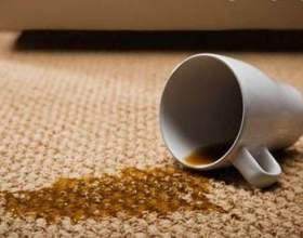 Як вивести пляму від чаю? фото