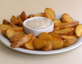 Як запікати картоплю? фото