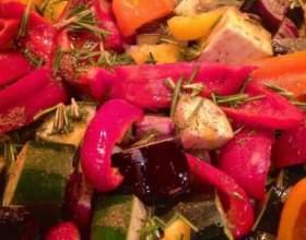 Як запікати овочі в духовці? фото