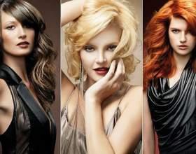 Які бувають кольору волосся? фото