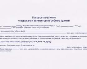 Які документи потрібні для аліментів? фото