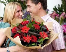 Які подарувати квіти? фото