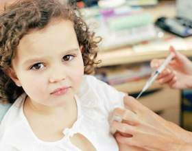 Які щеплення роблять дітям? фото