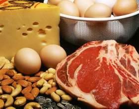 Які продукти містять білок? фото