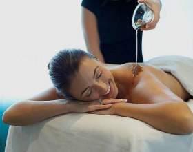 Яке масло для масажу? фото