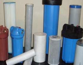 Який фільтр для води вибрати? фото