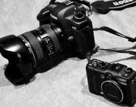 Який фотоапарат краще купити? фото