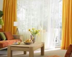 Класичні штори (10 фото) фото