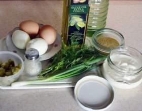 Класичний рецепт соусу тартар. Хочеться готувати його кожен день! фото