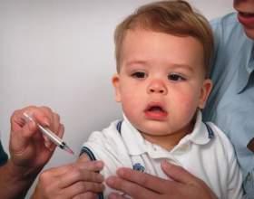 Коли робити щеплення дитині? фото