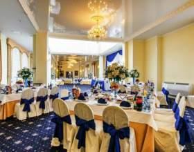 Критерії вибору банкетного залу для весілля фото
