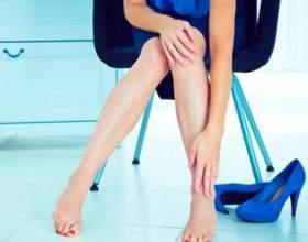 Крутить ноги: що робити? фото