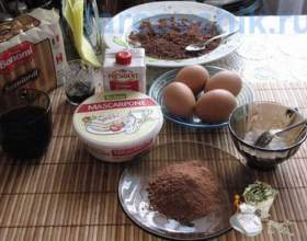 Кулінарний майстер-клас: готуємо «тірамісу» вдома. фото