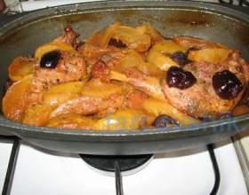 Кулінарний майстер-клас: качка чорна в пиⳠфото