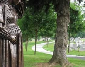 Чи можна вагітним ходити на цвинтар? фото